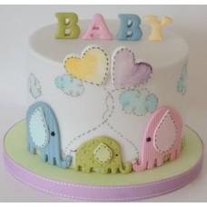 """Детский торт """"Baby"""""""