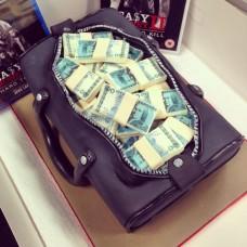 """Торт """"Баксы"""""""