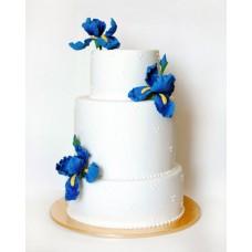 """Свадебный торт """"Контраст"""""""