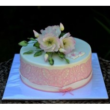 """Свадебный торт """"Италлая"""""""