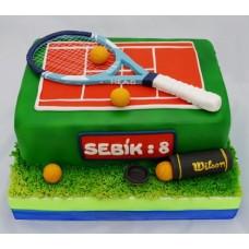 """Торт """"Теннис"""""""