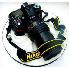 "Торт ""Мечта фотографа"""