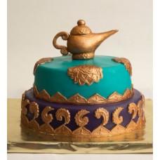 """Торт """"Лампа Алладина"""""""