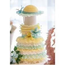 "Торт ""Летнее платье"""