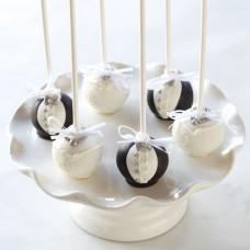 """Cake Pops  """"Жених и Невеста"""""""