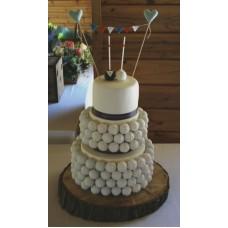 "Cake Pops  ""Свадьба"""