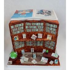 "Торт ""Библиотекарю"""