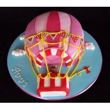 """Детский торт """"Воздушный шарик"""""""