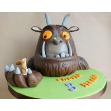 """Детский торт """"Груффало и мышонок"""""""