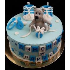 """Торт """"35 годиков"""""""