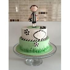 "Детский торт ""Будущий арбитр"""