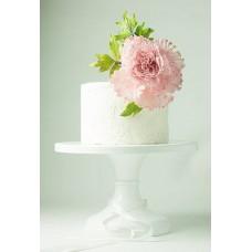 """Свадебный торт """"Свадебный пион"""""""