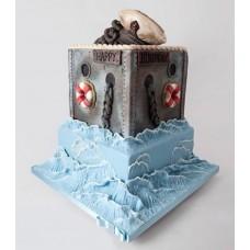 "Торт ""Морской капитан"""