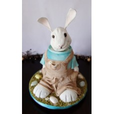 """Торт на Пасху """"Милый кролик"""""""