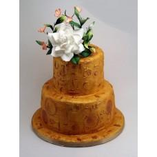 "Торт ""Белая Азалия"""