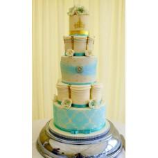 """Свадебный торт """"Империя любви"""""""