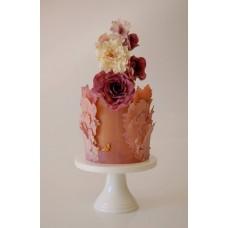 """Торт """"Каскад роз"""""""