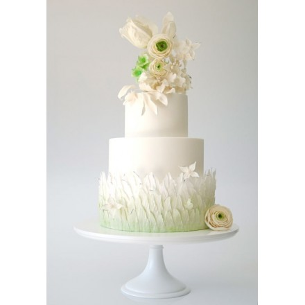 "Свадебный торт ""Белесый"""