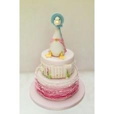 """Детский торт """"Гусыня"""""""
