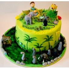 """Детский торт """"Голиаф"""""""
