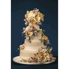 "Свадебный торт ""Азалия"""