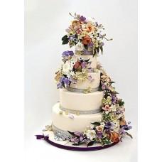 """Свадебный торт """"Букет №2"""""""