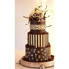 """Торт """"Шоколадное удовольствие"""""""