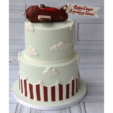 "Детский торт ""Полет летчика"""