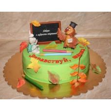 """Детский торт """"Азбука- мудрость"""""""
