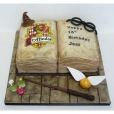 "Детский торт ""Гриффиндор"""