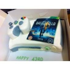 "Детский торт ""Battlefield"""