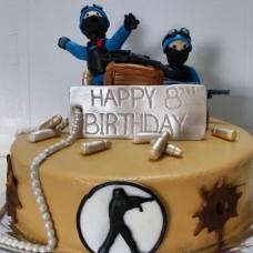 "Детский торт ""Counter-Strike"""
