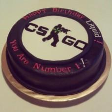 "Детский торт ""Counter Strike Go"""