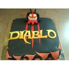 "Детский торт ""Diablo"""