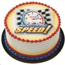 "Детский торт ""Need the speed!"""