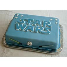 """Детский торт """"Легенда. Star Wars"""""""