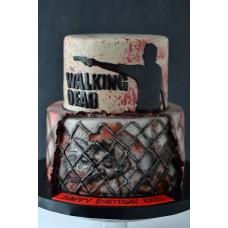 """Торт """"Walking Dead"""""""