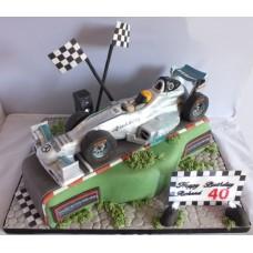 """Торт """"Лучший гоночный автомобиль"""""""
