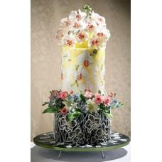 """Торт """"Летняя орхидея"""""""