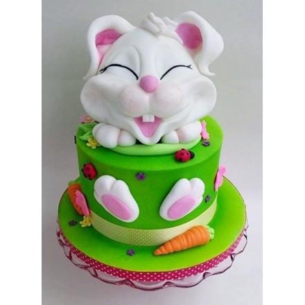 """Торт """"Веселый кролик"""""""