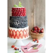 """Торт """"Ассорти ягодных ярусов"""""""