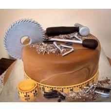"""Торт """"Настоящему мастеру"""""""