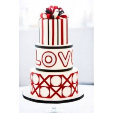 "Свадебный торт ""LOVE"""