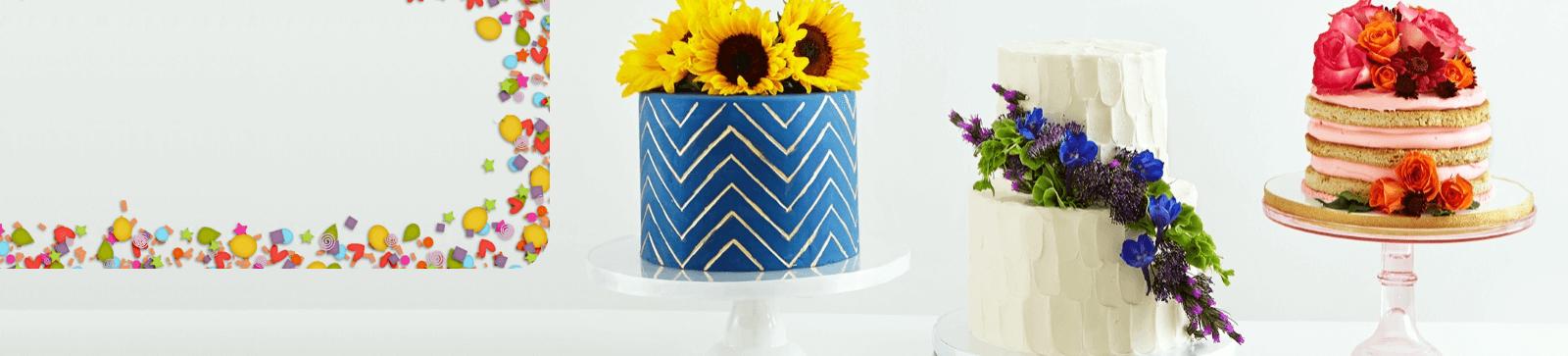 Праздничные торты